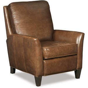 Shasta Traditional Leather Recliner