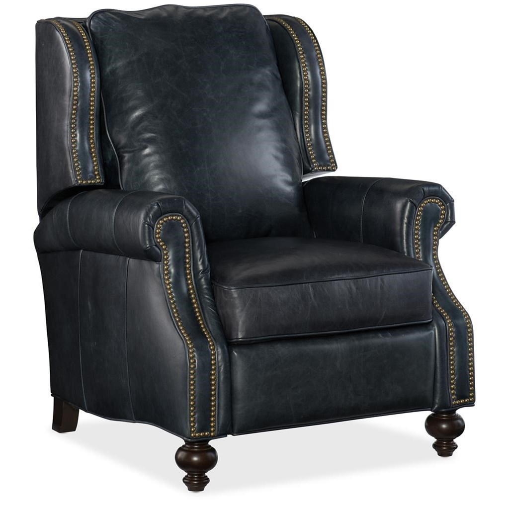 Reclining Chairs Drake Recliner by Hooker Furniture at Miller Waldrop Furniture and Decor