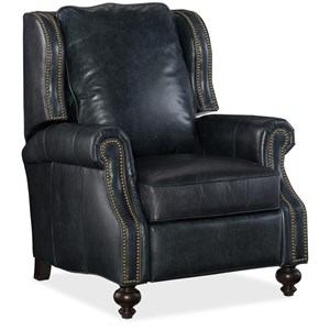 Drake Traditional Leather Recliner