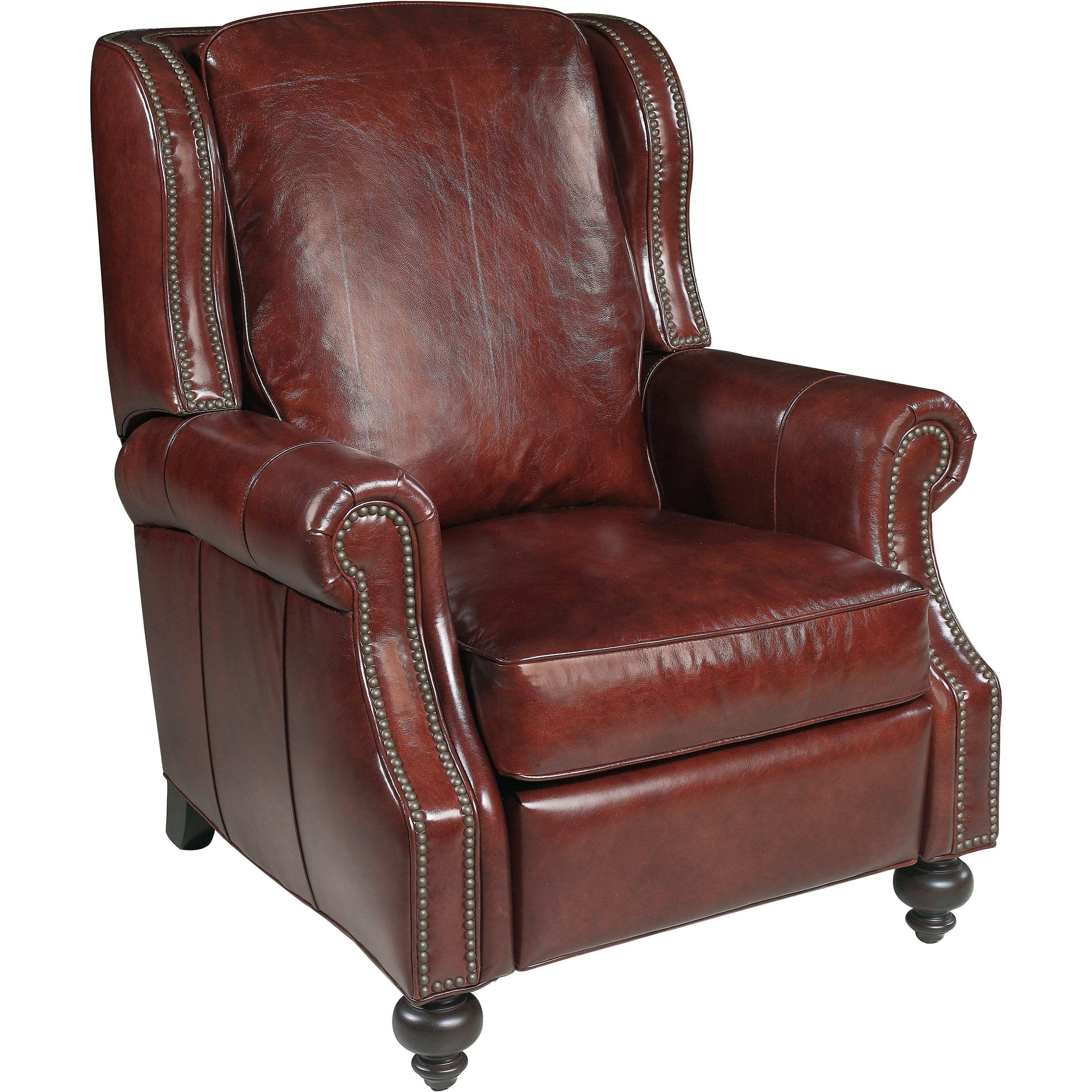 Reclining Chairs Drake Recliner by Hooker Furniture at Baer's Furniture