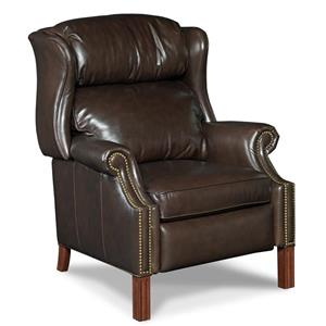 High Leg Wing Recliner