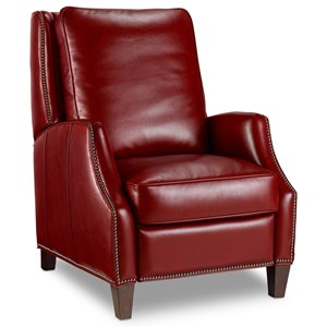 Kerley Recliner with Nailhead Trim