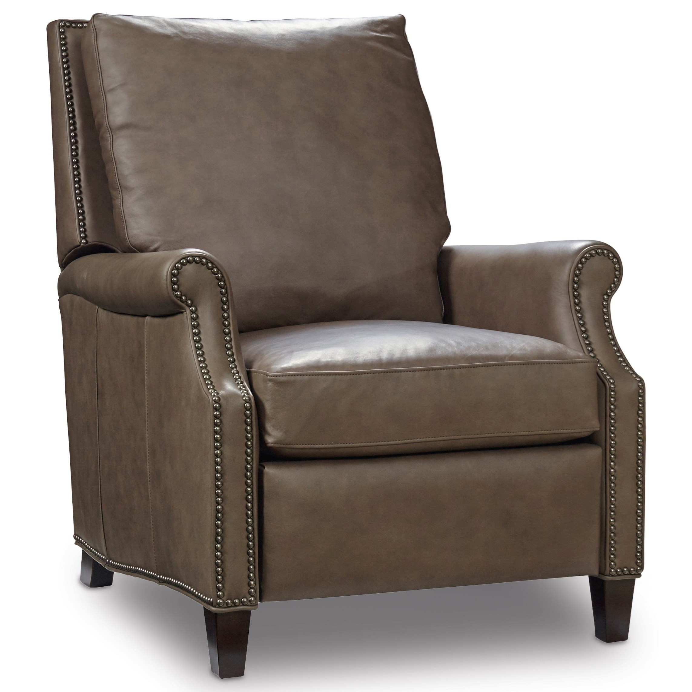 Reclining Chairs Calvin Recliner by Hooker Furniture at Miller Waldrop Furniture and Decor