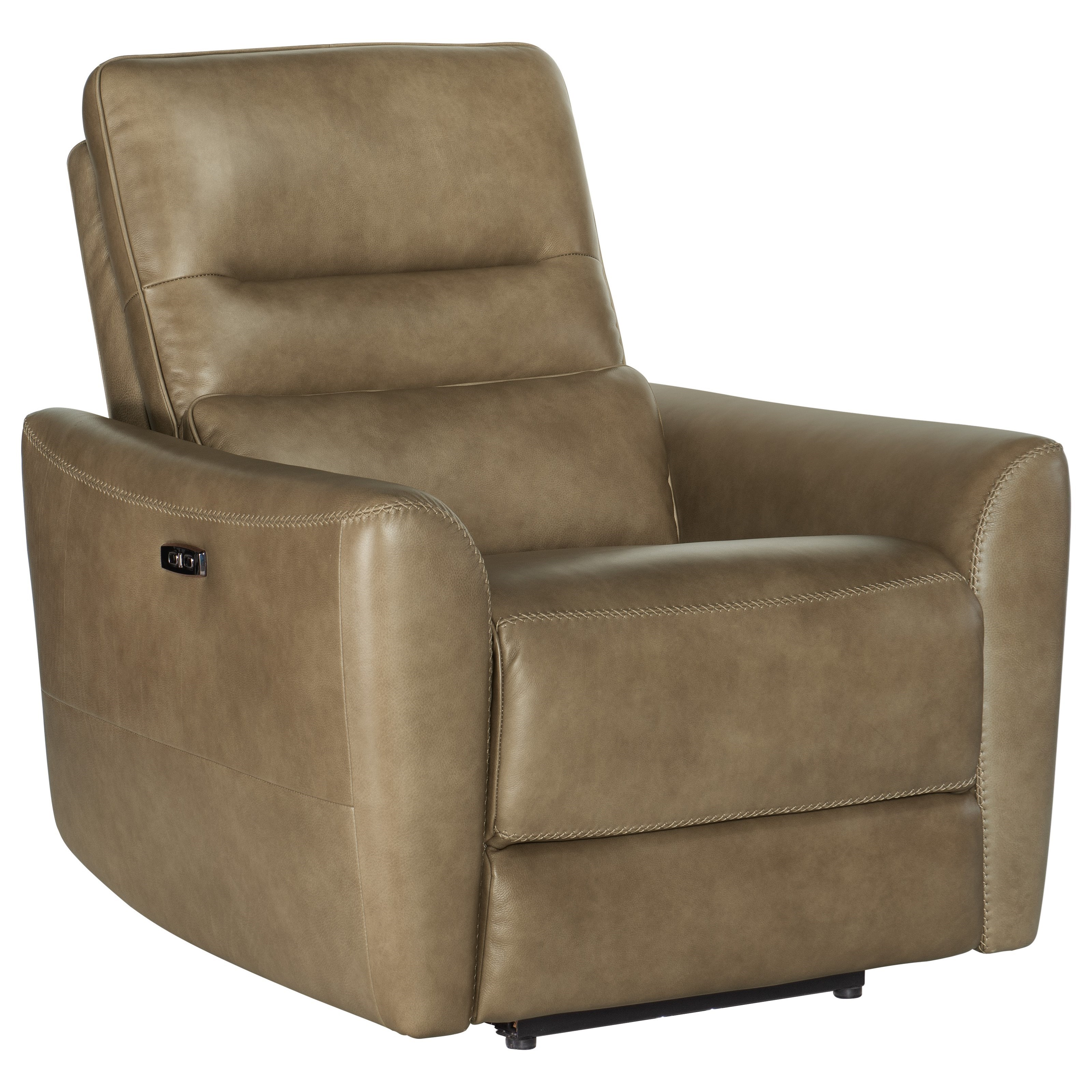 Reclining Chairs Zero Gravity Power Recliner w/ Power HR by Hooker Furniture at Miller Waldrop Furniture and Decor