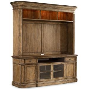 Hooker Furniture Solana 2 Piece Entertainment Group