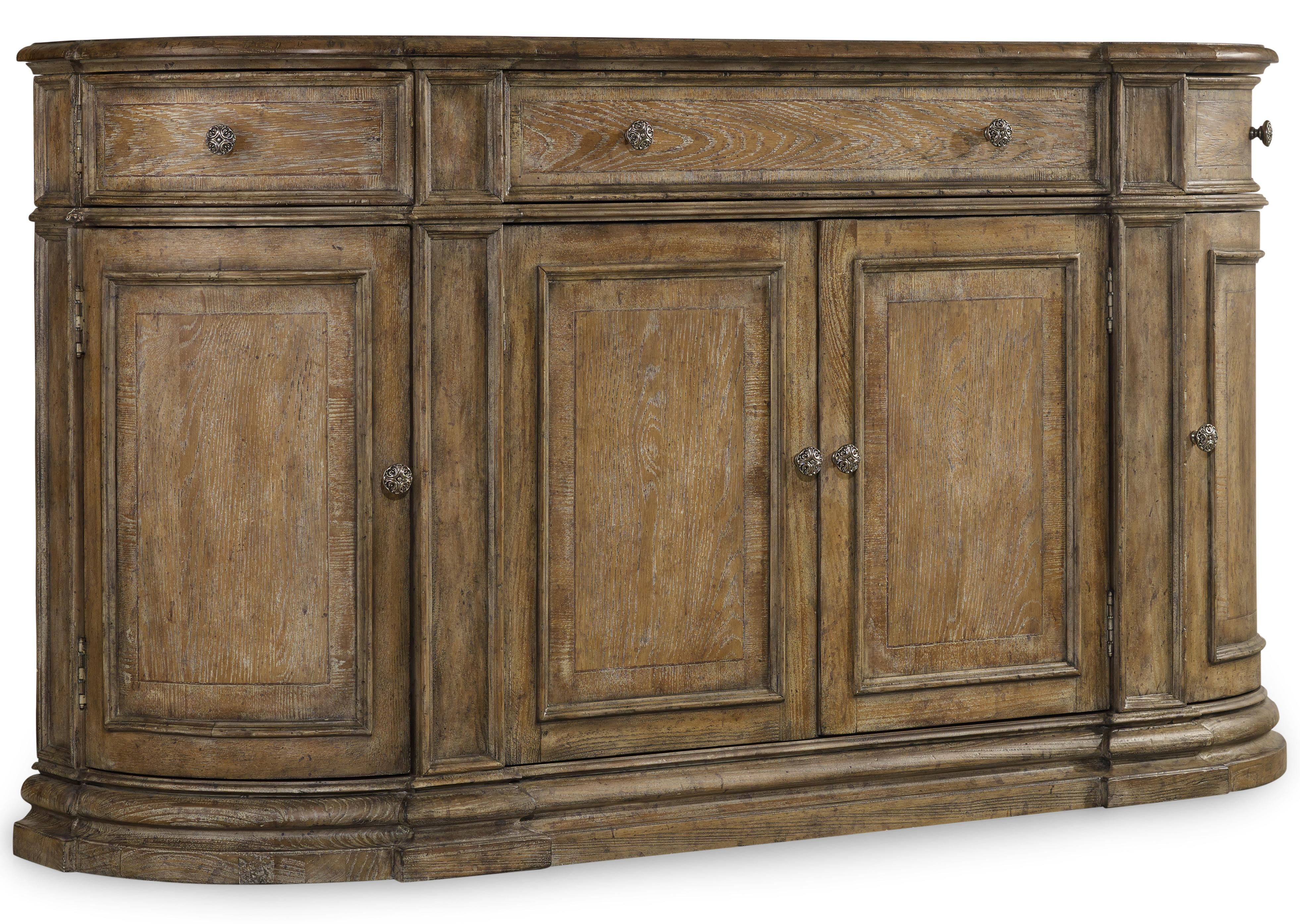 Solana Buffet by Hooker Furniture at Baer's Furniture