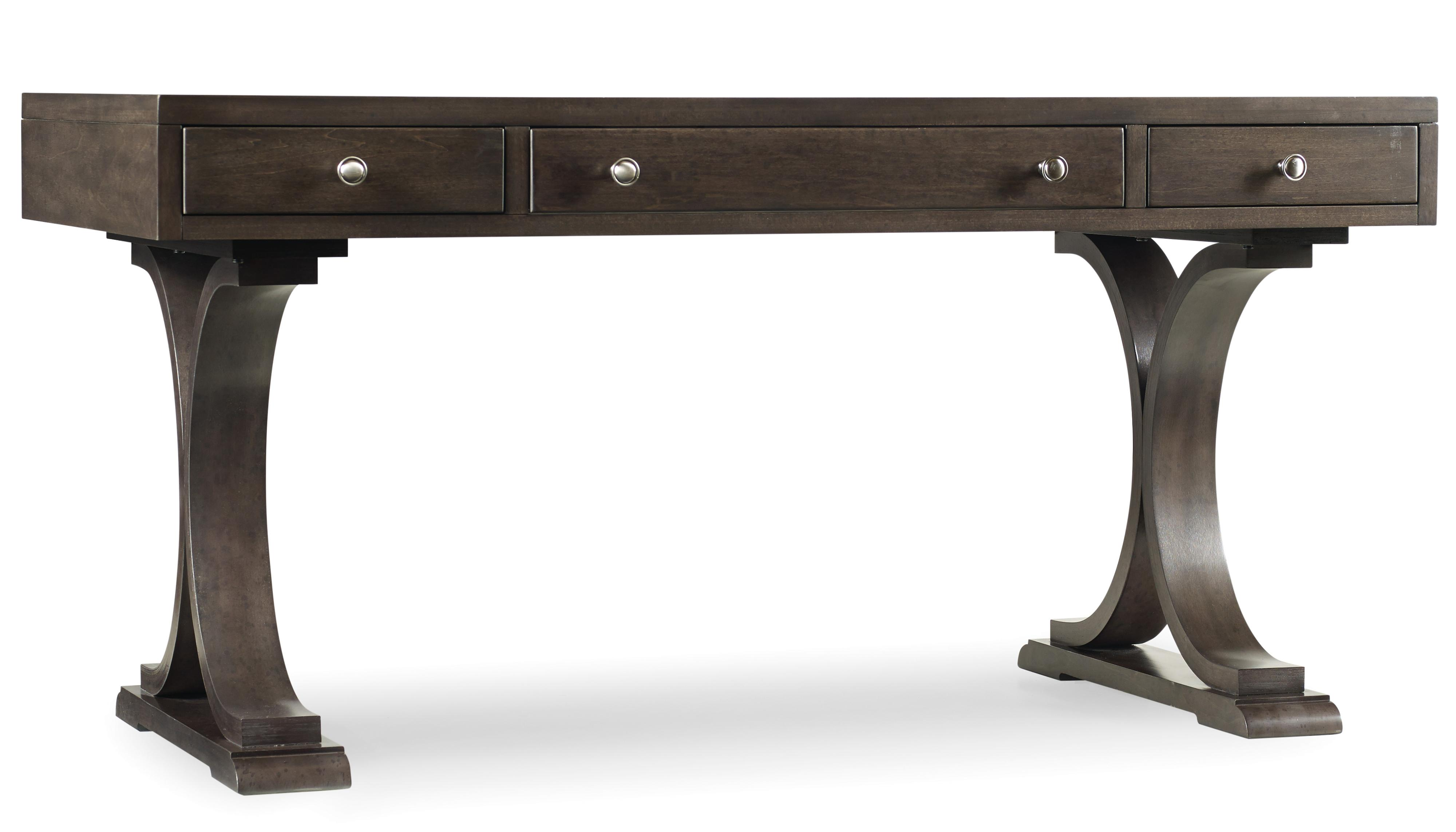 South Park Writing Desk by Hooker Furniture at Miller Waldrop Furniture and Decor