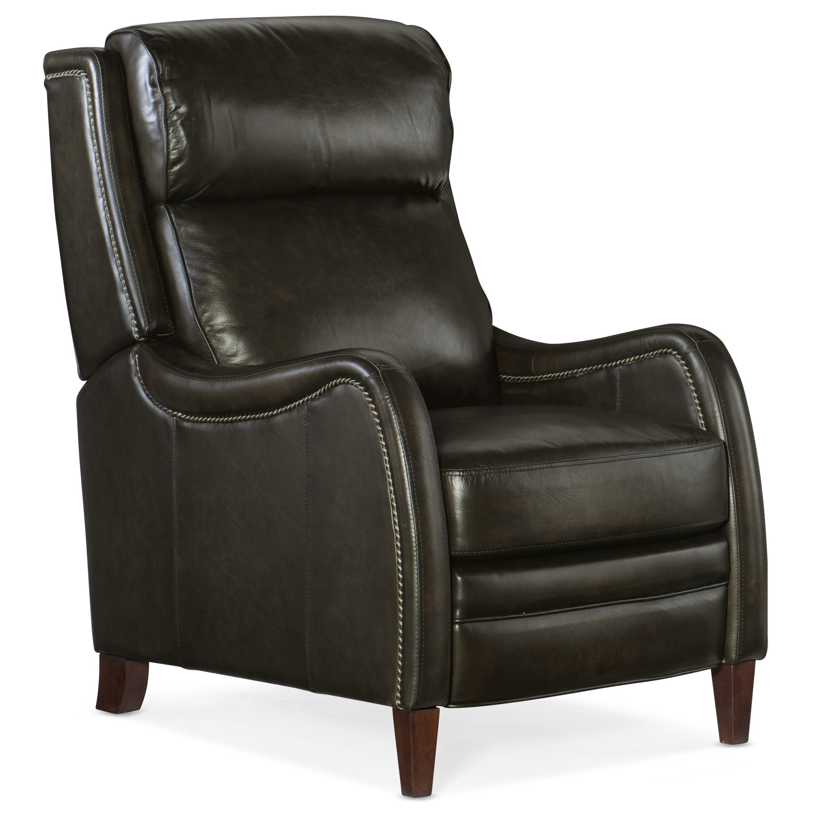 Stark Manual Push Back Recliner by Hooker Furniture at Lagniappe Home Store