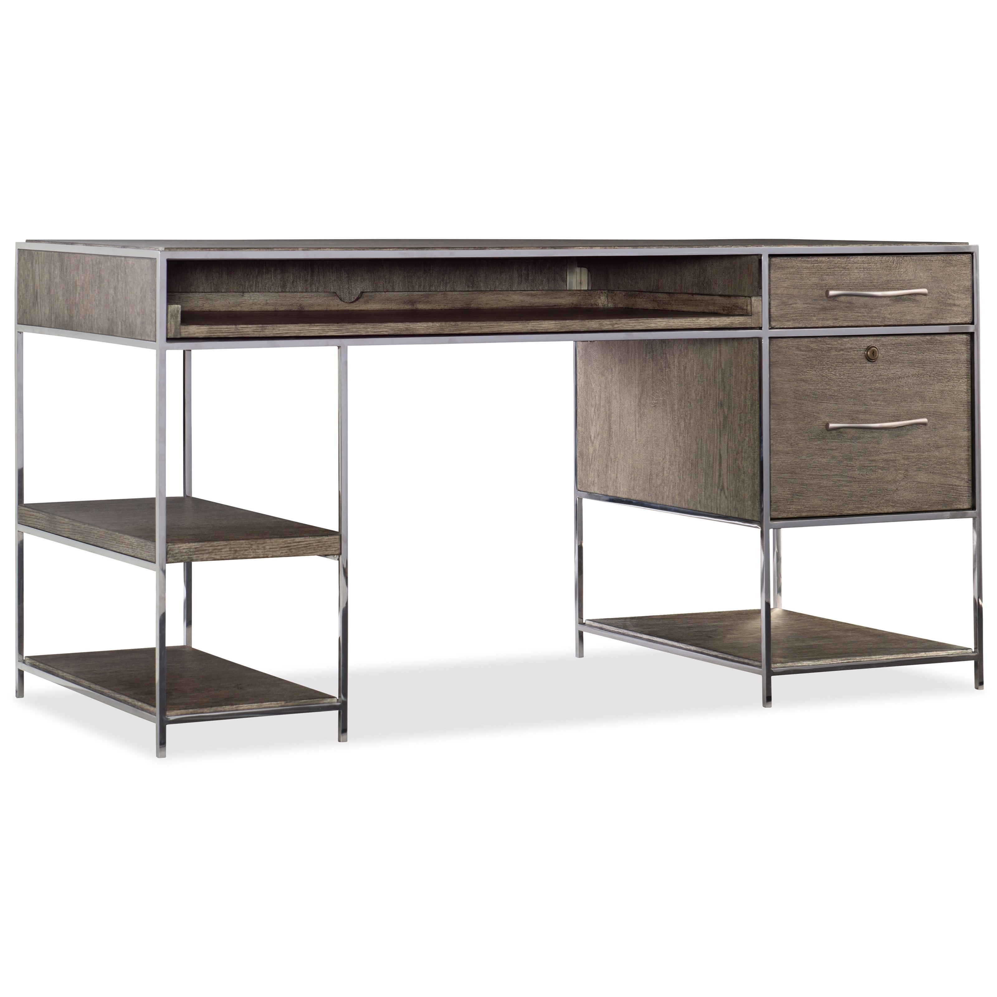 Storia Writing Desk by Hooker Furniture at Stoney Creek Furniture
