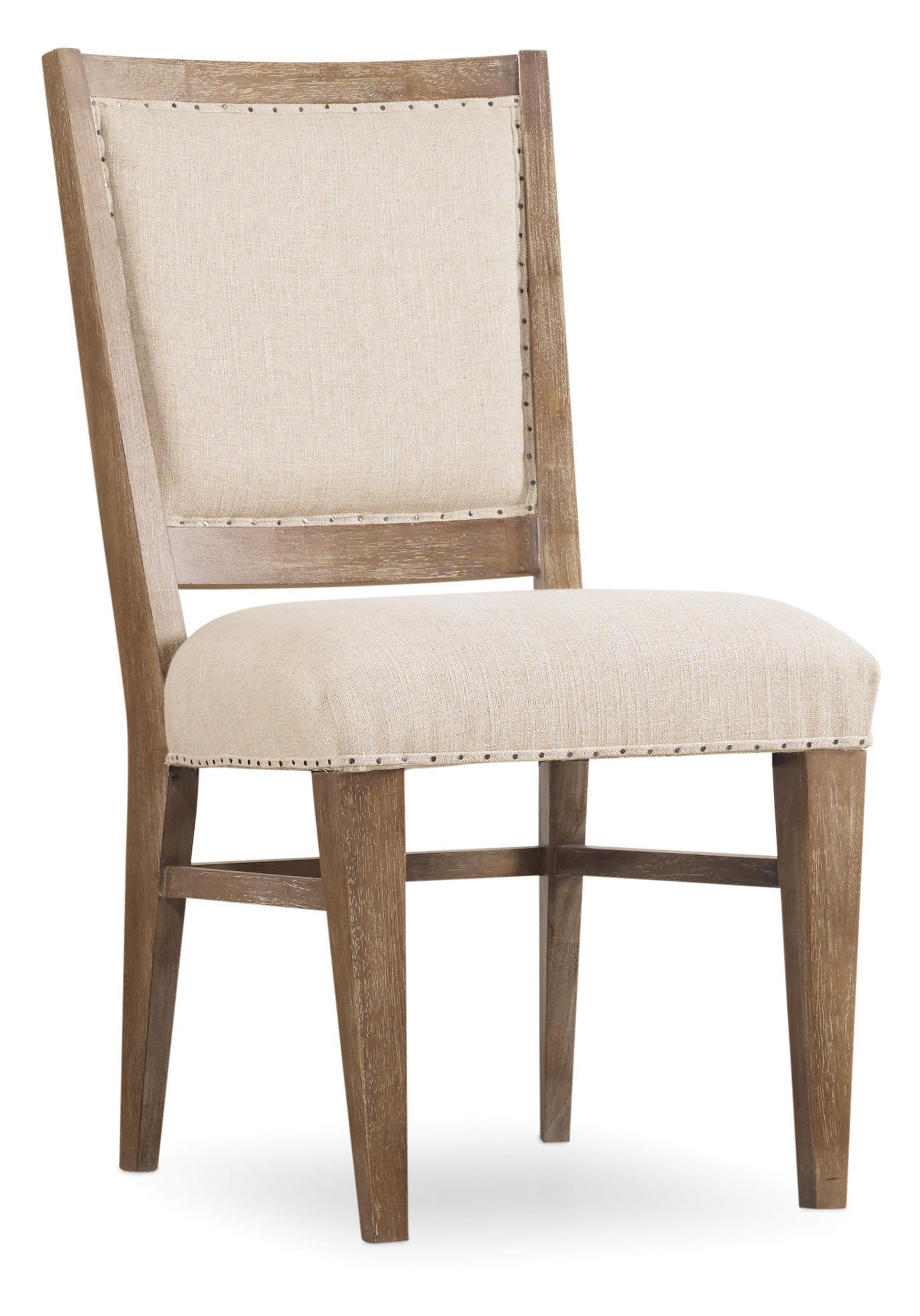 Studio 7H Stol Upholstered Side Chair by Hooker Furniture at Baer's Furniture