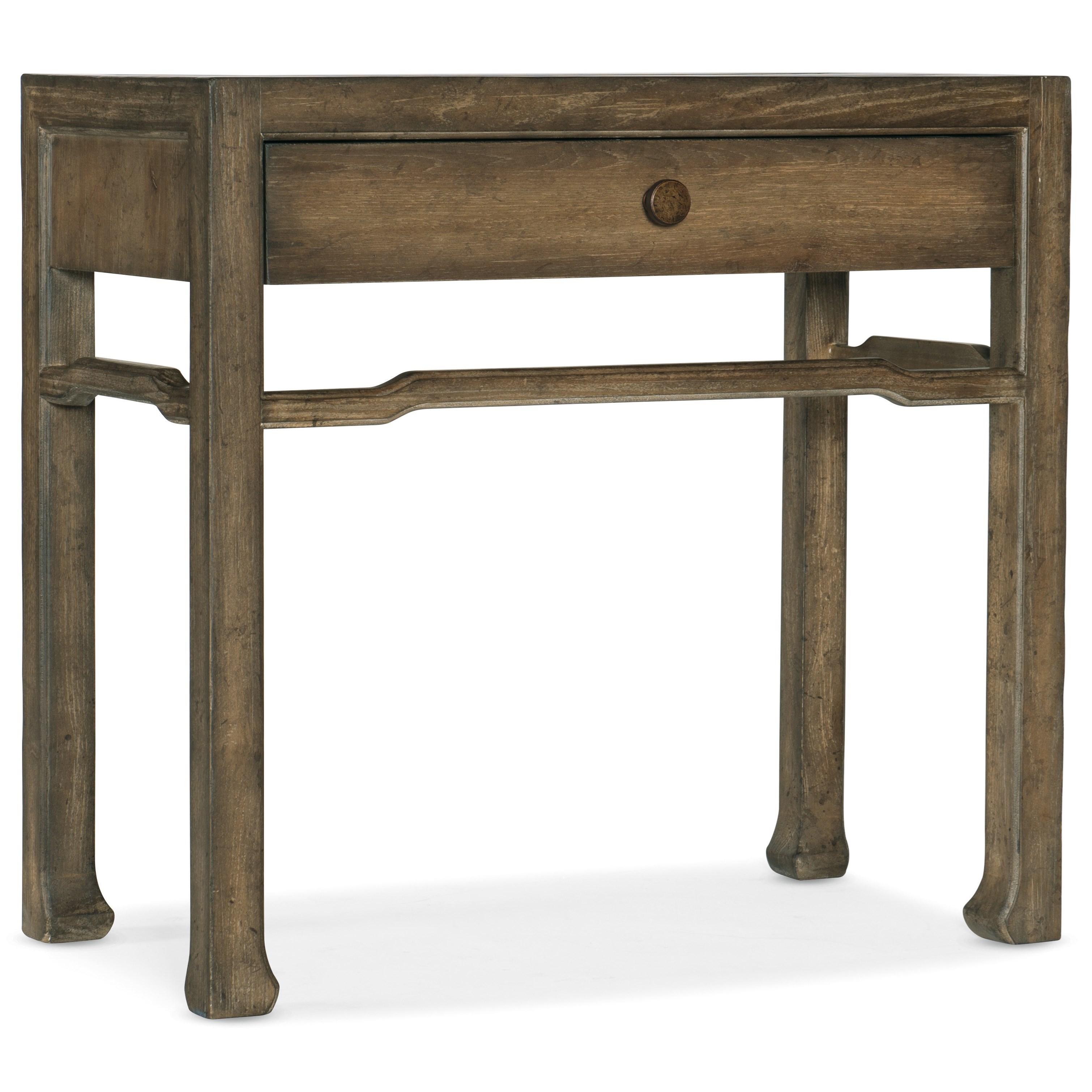 Sundance Nightstand by Hooker Furniture at Stoney Creek Furniture