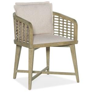 Barrel Back Chair