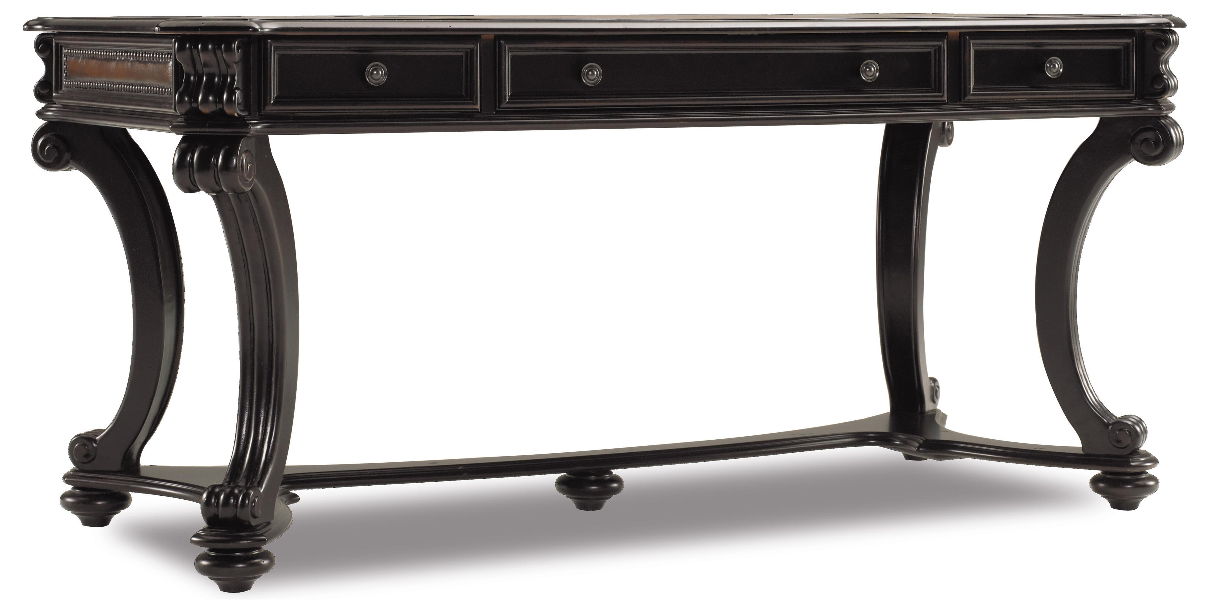 Telluride Writing Desk by Hooker Furniture at Baer's Furniture