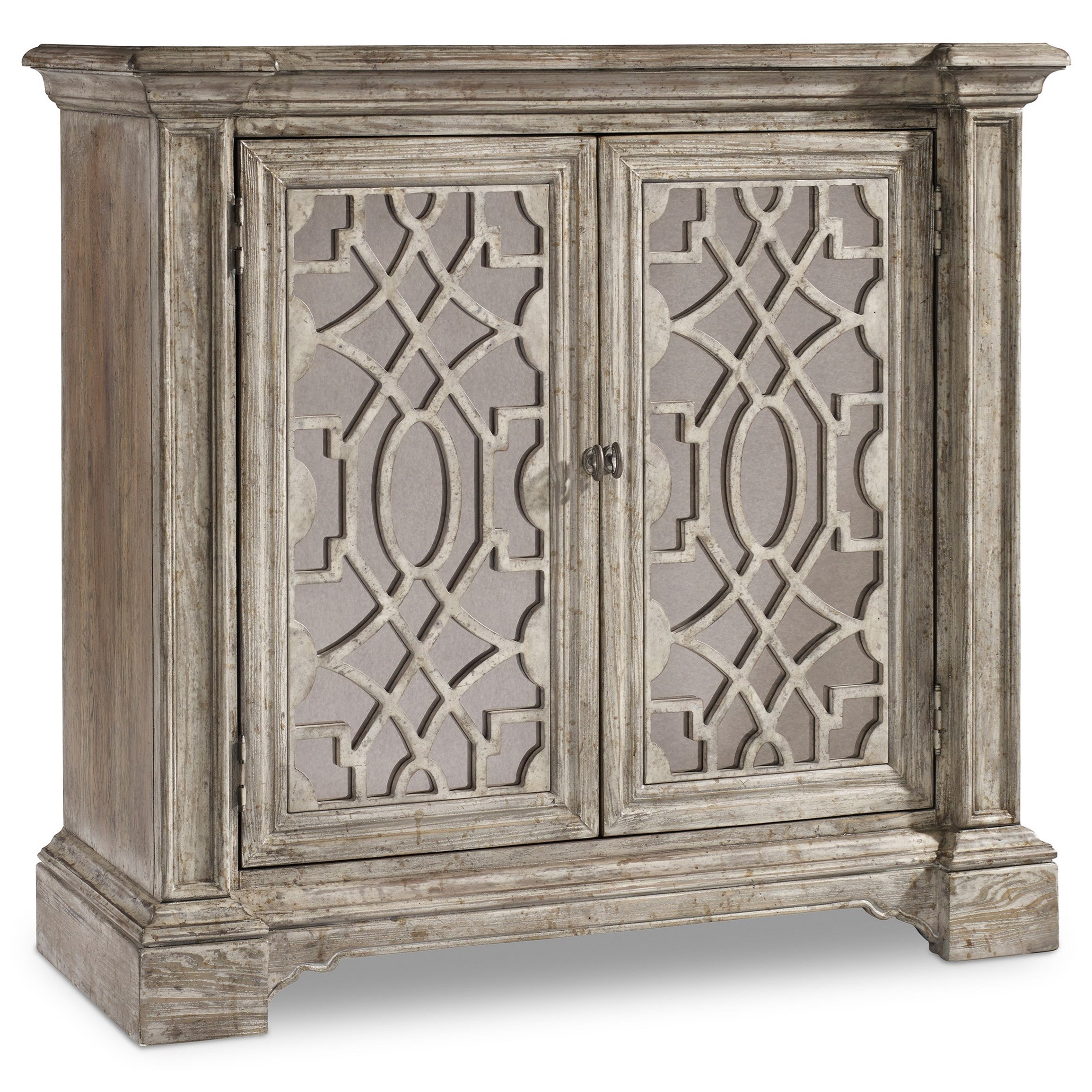 True Vintage Two-Door Chest by Hooker Furniture at Baer's Furniture