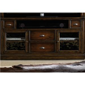 Hooker Furniture Turnbridge 64 Inch Entertainment Console