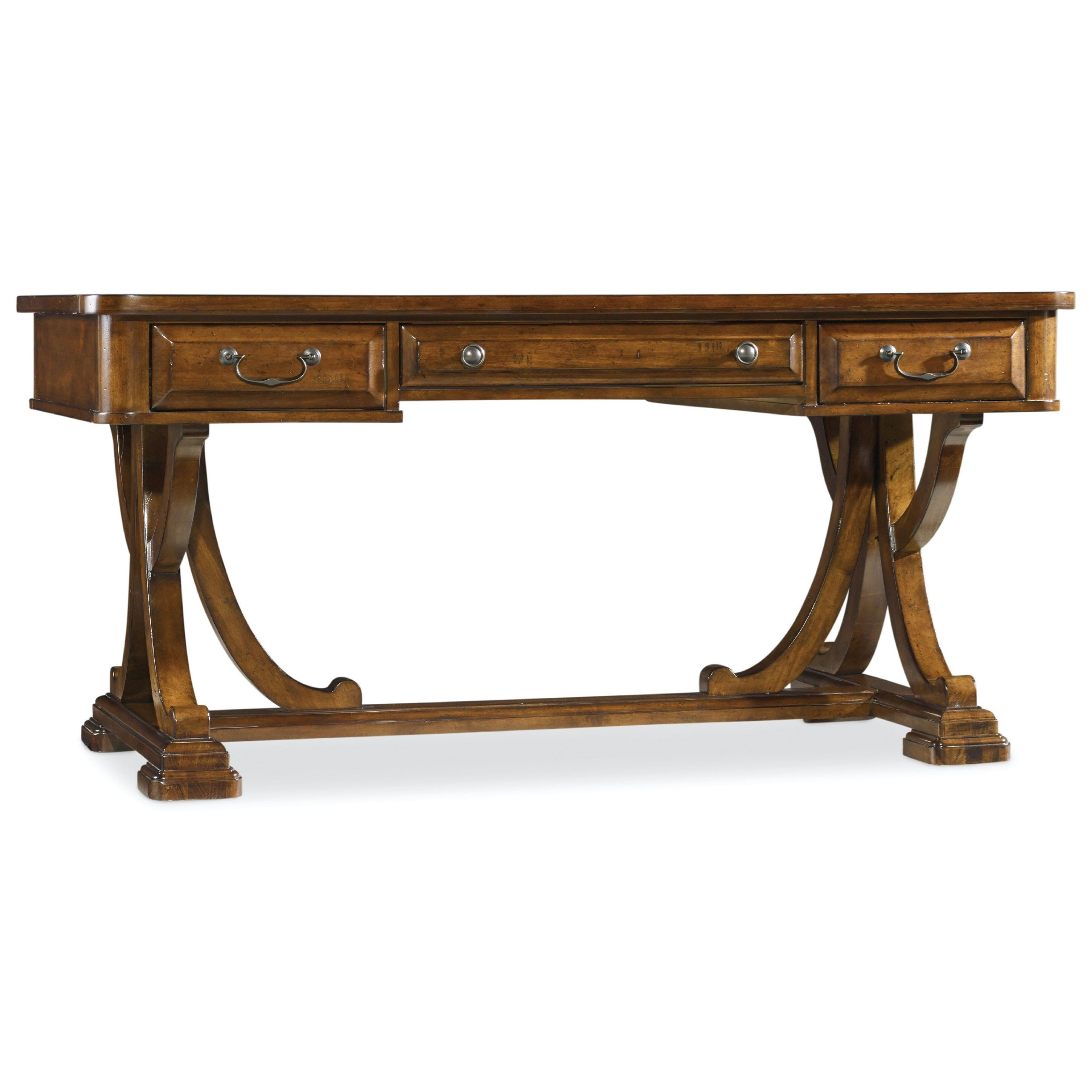 Tynecastle Writing Desk by Hooker Furniture at Zak's Home