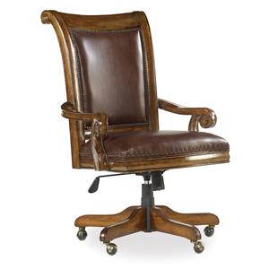 Traditional Executive Tilt Swivel Chair