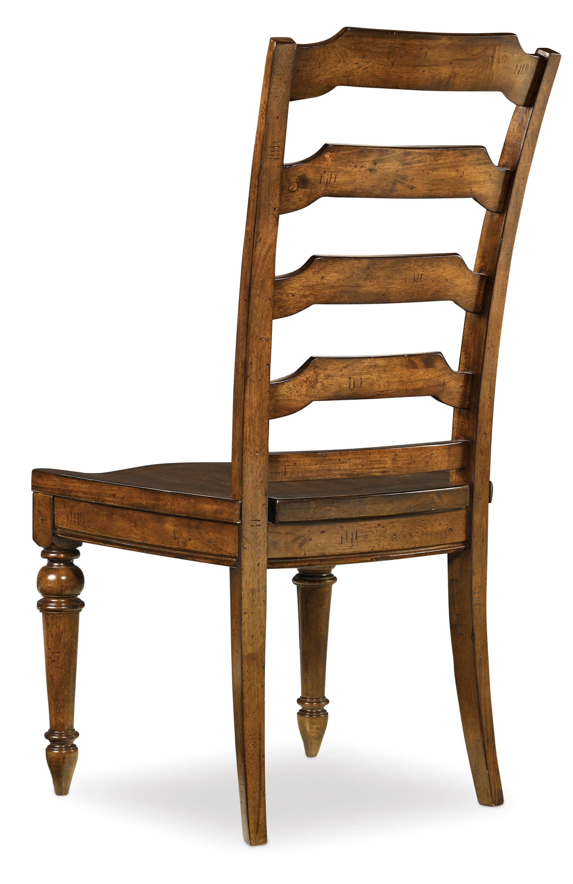 Tynecastle Dining Side Chair by Hooker Furniture at Zak's Home