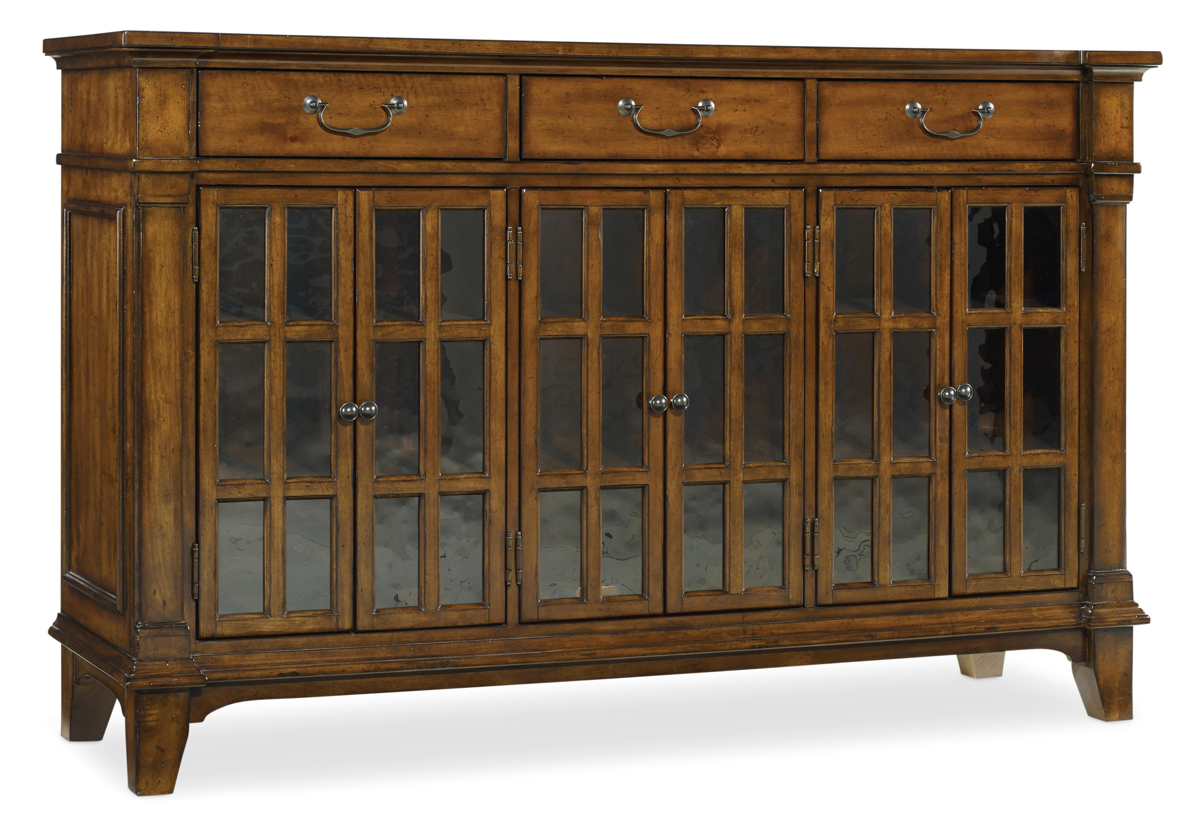 Tynecastle Buffet by Hooker Furniture at Upper Room Home Furnishings