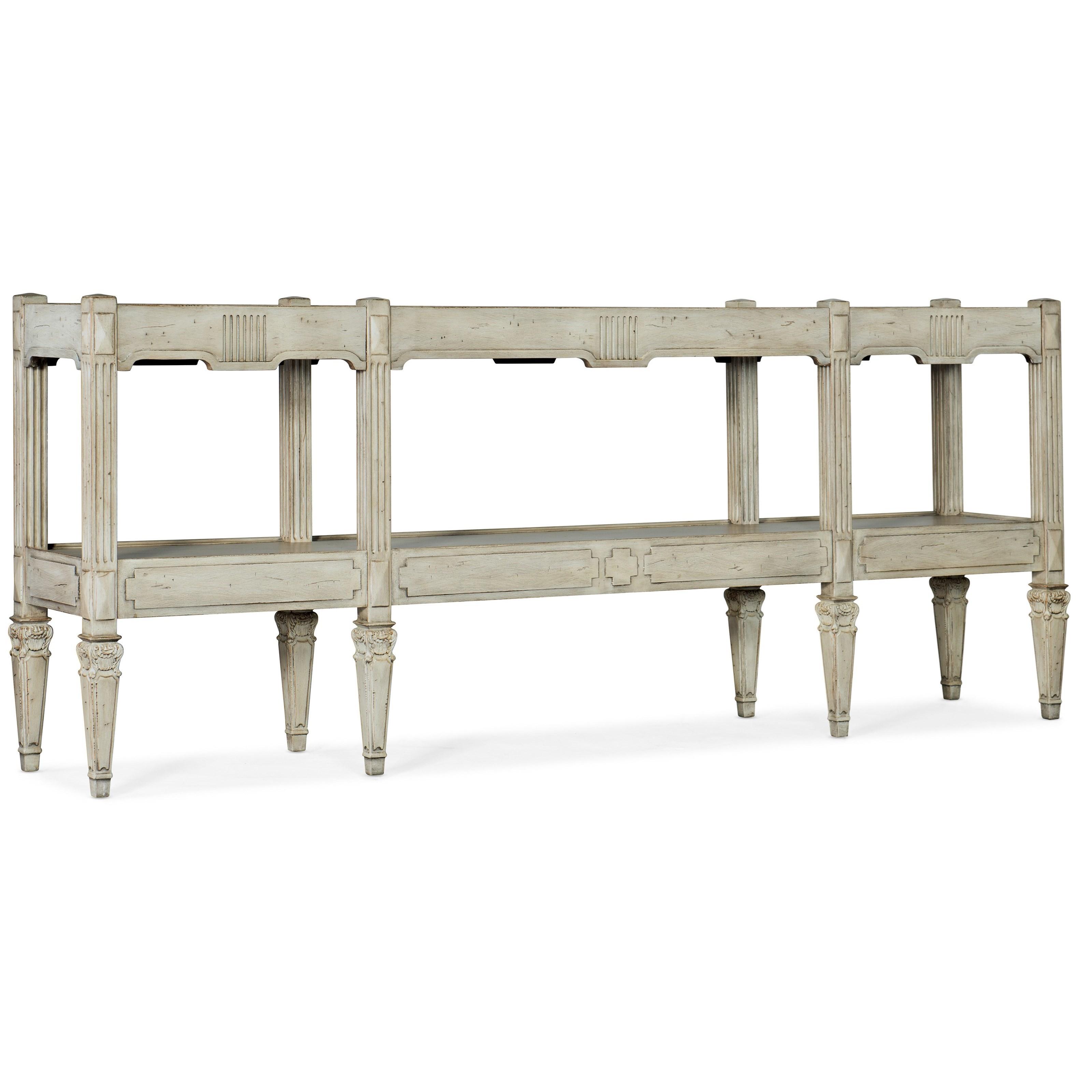Vera Cruz Vera Cruz Accent Console Table by Hooker Furniture at Miller Waldrop Furniture and Decor