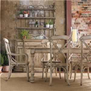 Hooker Furniture Wakefield 7 Piece Set
