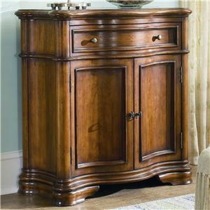 Hooker Furniture Waverly Place Waverly Shaped Hall Console