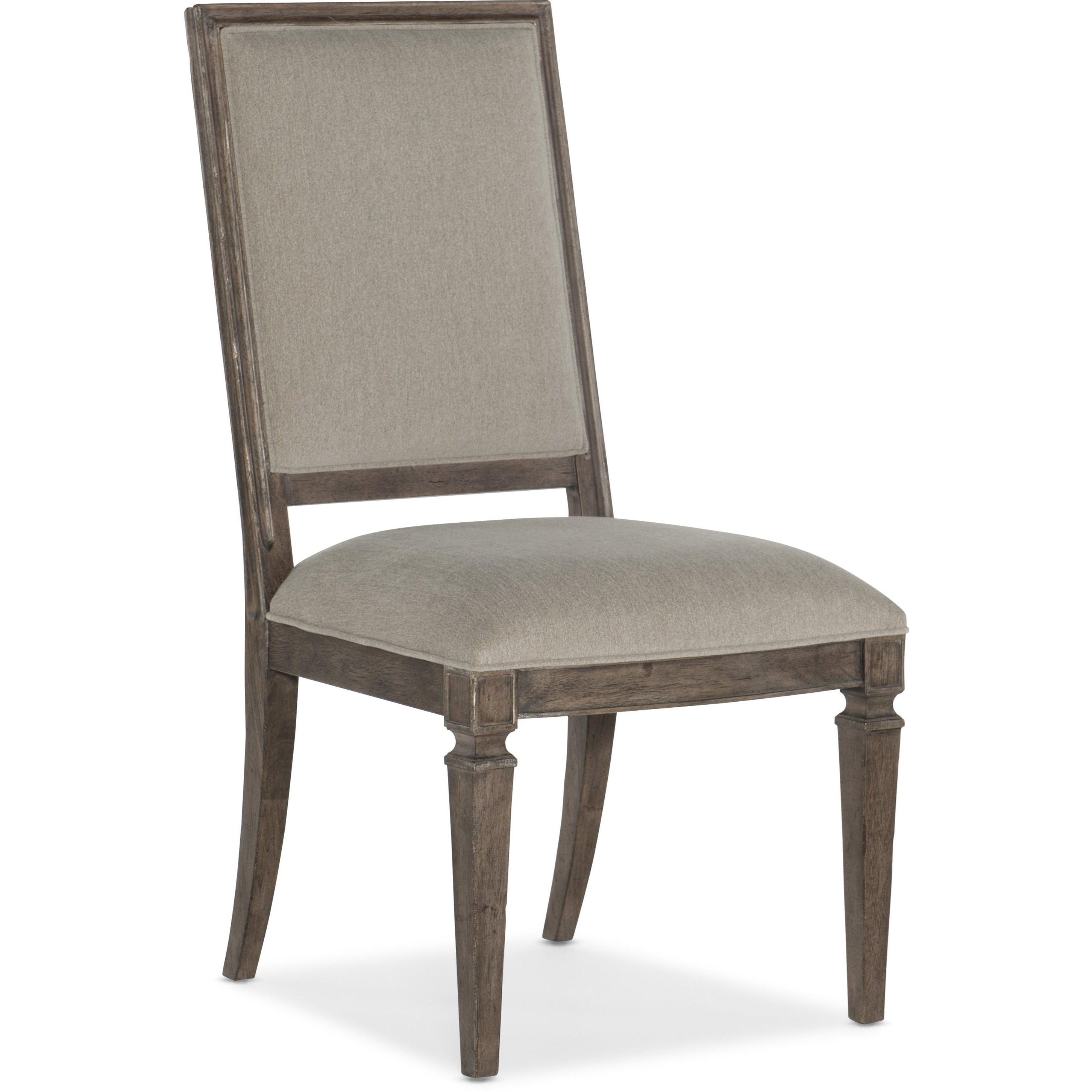 Woodlands Upholstered Side Chair by Hooker Furniture at Baer's Furniture
