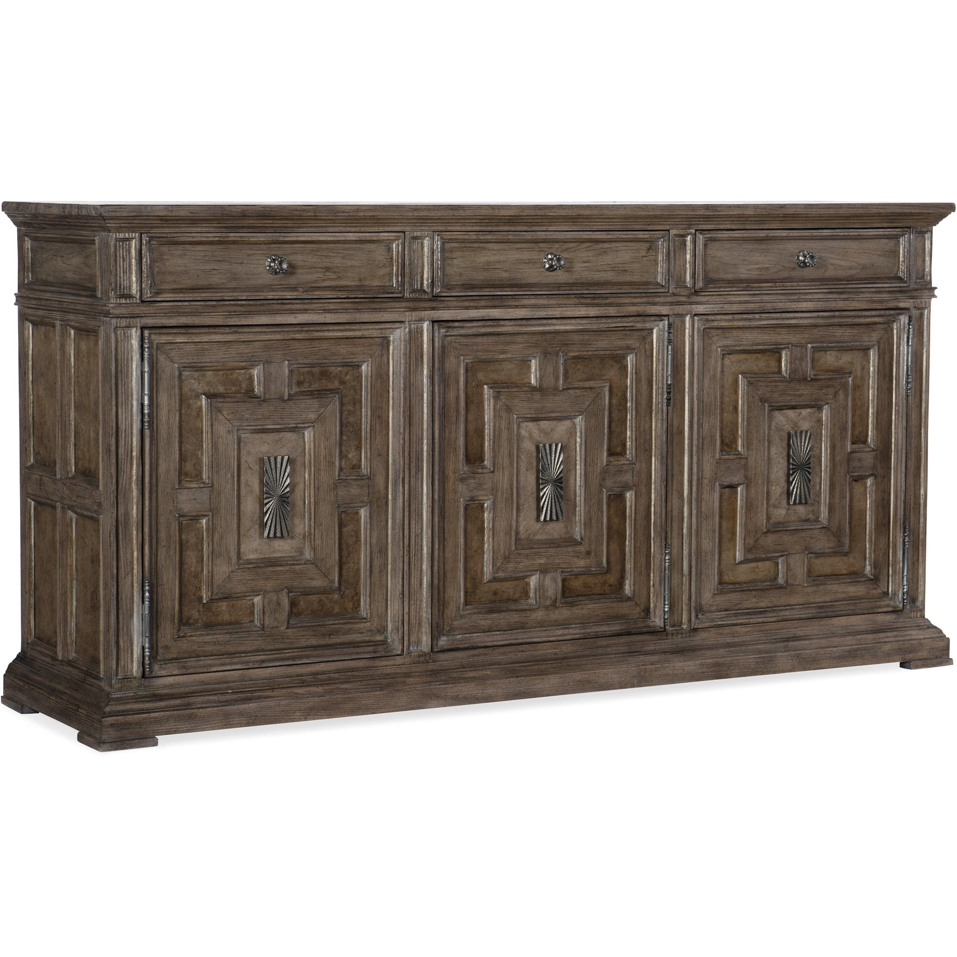 Woodlands Buffet by Hooker Furniture at Baer's Furniture