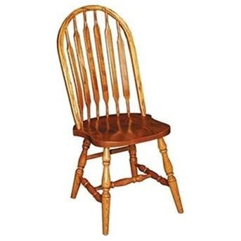 Dixie Spindle Back Customizable Side Chair by Horseshoe Bend at Mueller Furniture
