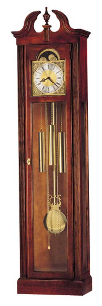 Clocks Chateau Grandfather Clock by Howard Miller at Alison Craig Home Furnishings