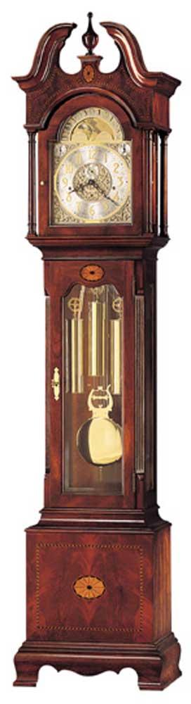 Clocks Taylor Grandfather Clock by Howard Miller at Alison Craig Home Furnishings
