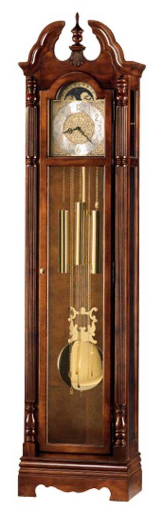 Clocks Jonathan Grandfather Clock by Howard Miller at Alison Craig Home Furnishings