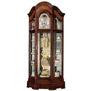 Majestic II Curio Floor Clock