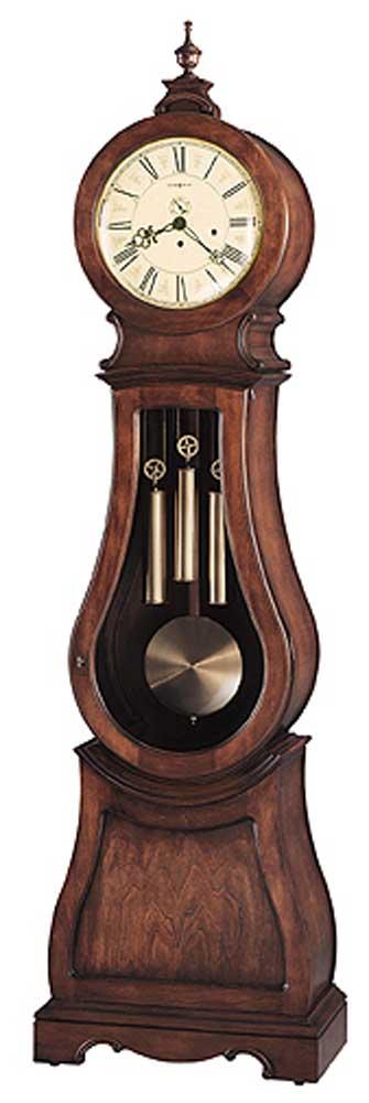 Clocks Arendal Floor Clock by Howard Miller at Alison Craig Home Furnishings
