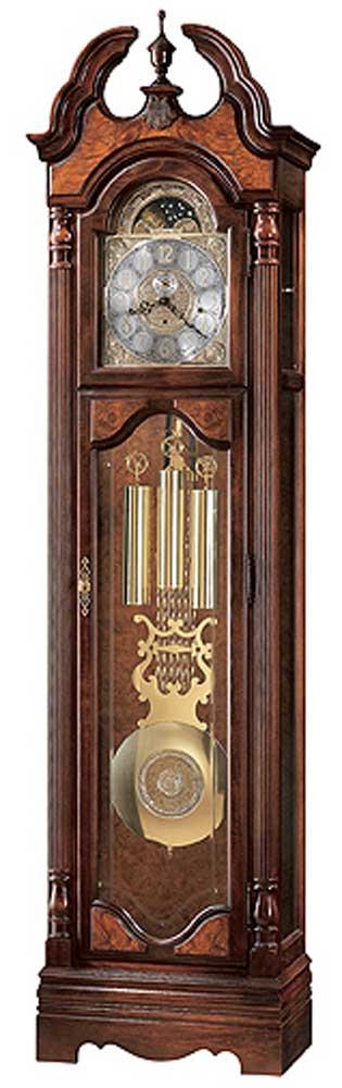Clocks Langston Grandfather Clock by Howard Miller at Alison Craig Home Furnishings