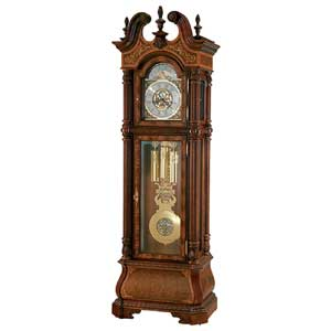 The J. H. Miller Grandfather Clock