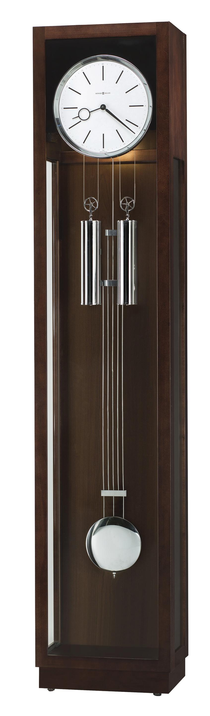611 Grandfather Clock by Howard Miller at Alison Craig Home Furnishings