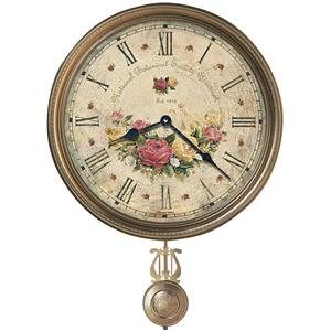 Savannah Botanical VII Wall Clock