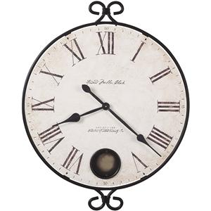 Magalen 25-Inch Wall Clock
