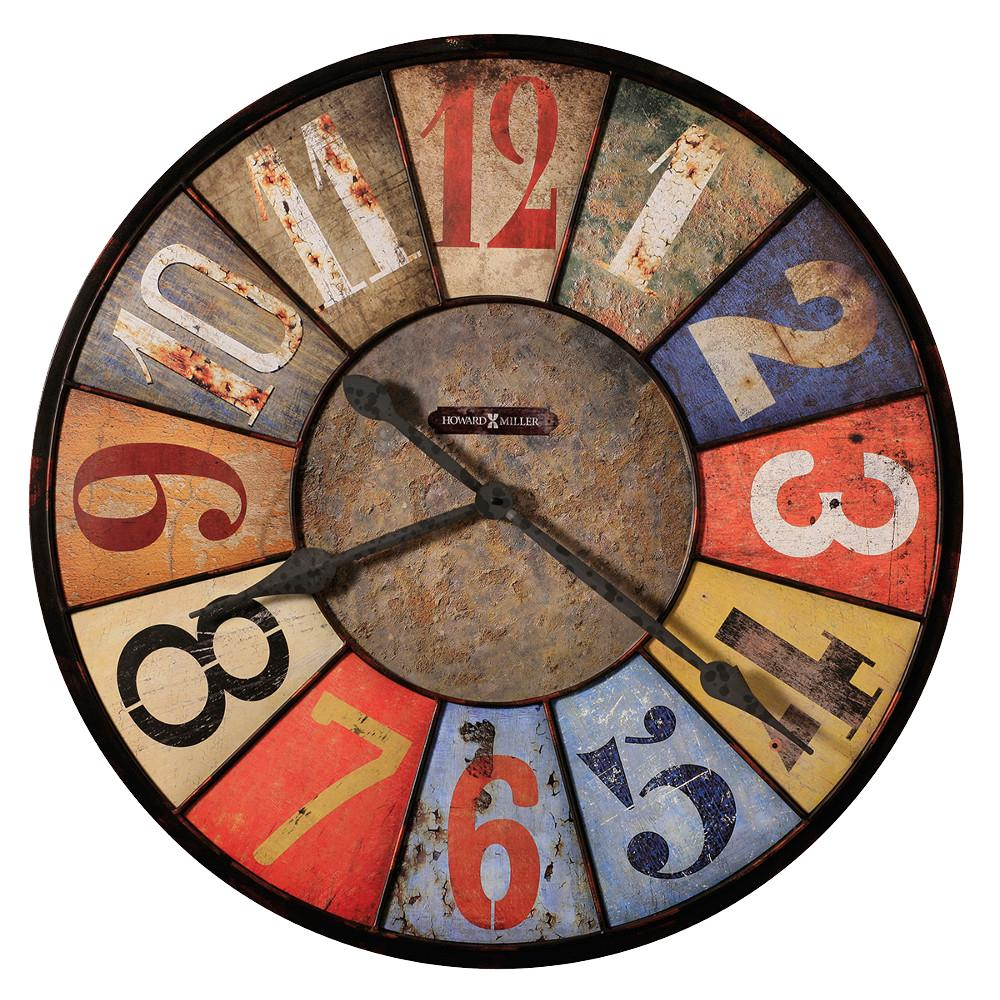 Wall Clocks Country Line Clock at Furniture and ApplianceMart
