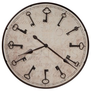 Cle De Ville Wall Clock