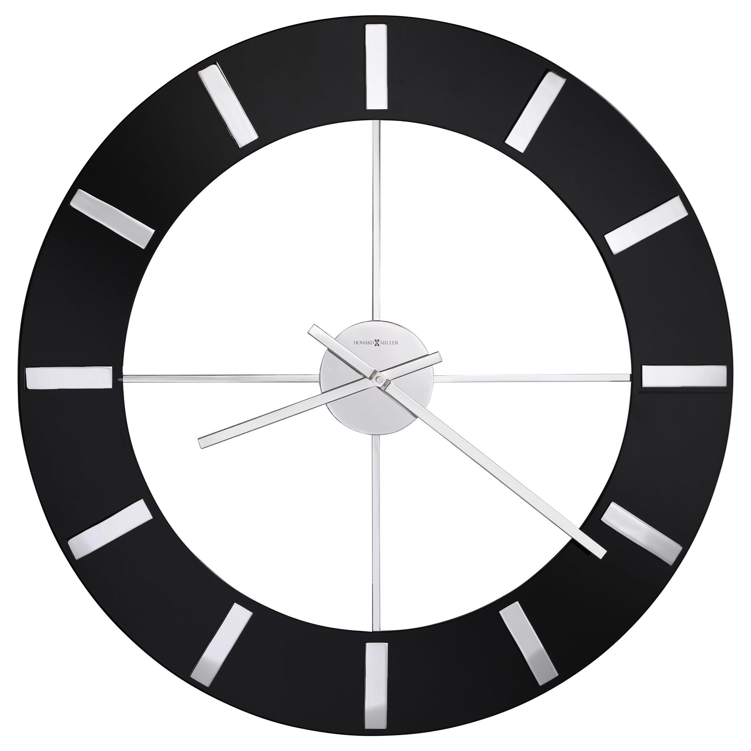 Wall Clocks Wall Clock by Howard Miller at VanDrie Home Furnishings