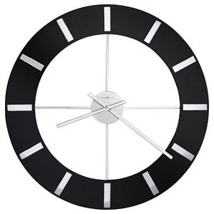 Onyx Wall Clock