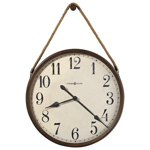 Bota Wall Clock