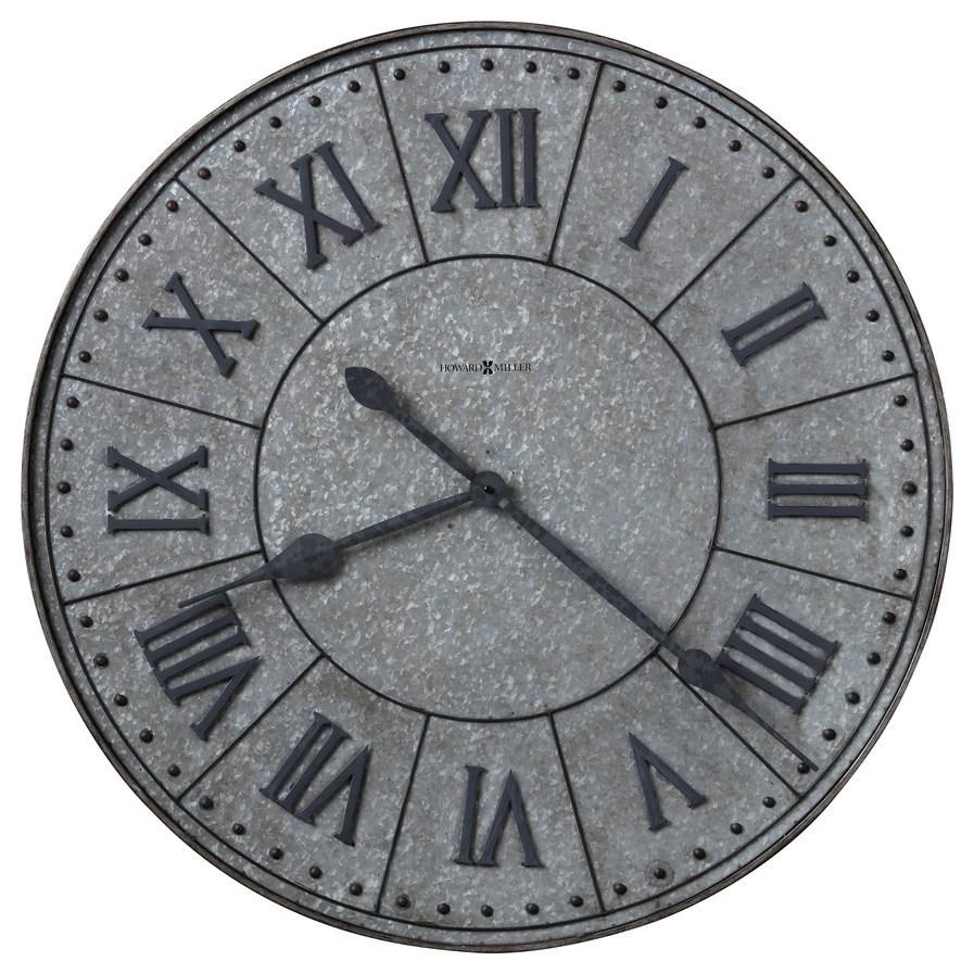 Wall Clocks Manzine Wall Clock by Howard Miller at Esprit Decor Home Furnishings