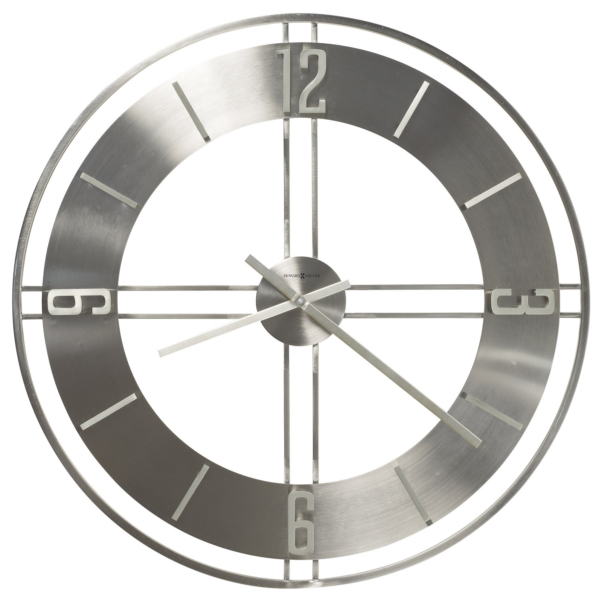 Wall Clocks Stapleton Wall Clock by Howard Miller at Alison Craig Home Furnishings