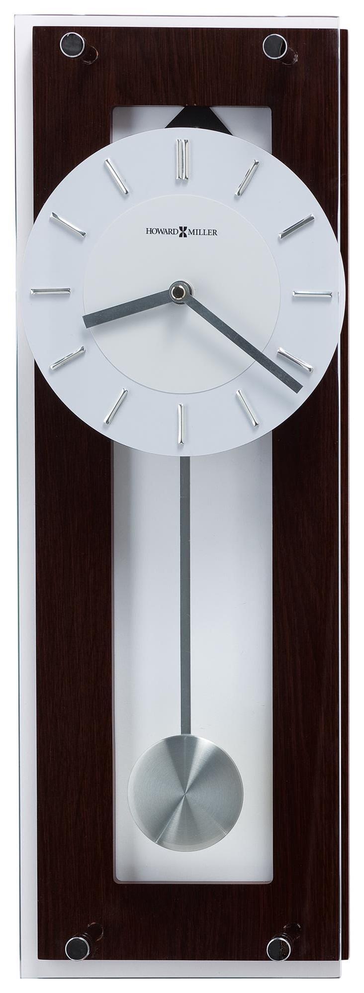 Wall Clocks Emmett Gallery Wall Clock by Howard Miller at HomeWorld Furniture