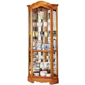 Jamestown II Collectors Cabinet