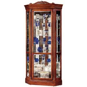 Howard Miller Cabinets Embassy II Collectors Cabinet