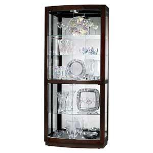 Bradington Collectors Cabinet
